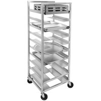 Channel UR-10 Aluminum Mobile Universal Rack - 10 Pan