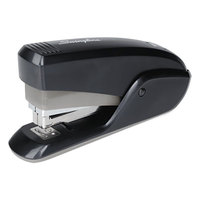 Swingline 64563 QuickTouch 20 Sheet Black / Gray Reduced Effort Compact Stapler
