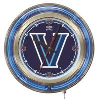 Holland Bar Stool Clk15Vilnva Villanova University 15 inch Neon Clock