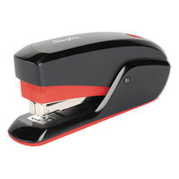 Swingline 64565 QuickTouch 20 Sheet Black / Red Reduced Effort Compact Stapler