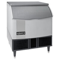 Cornelius CCU0300AH1 Nordic Series 30 inch Air Cooled Undercounter Half Size Cube Ice Machine - 356 lb.