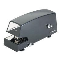 Swingline SWI06701 20 Sheet Black Commercial Full Strip Electric Stapler