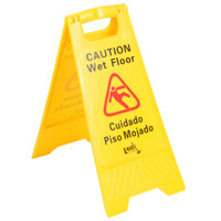 Lavex Janitorial 25 inch Caution Wet Floor Sign