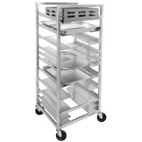 Channel UR-11 Aluminum Mobile Universal Rack - 11 Pan