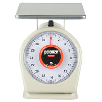 Rubbermaid FG832W Pelouze 32 oz. Portion Scale - 9 inch x 9 inch Platform