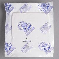Nordic NB23 23 oz. 5 inch x 5 inch x 1 3/4 inch Foam Brick Cold Pack - 8/Pack