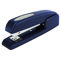 Swingline 74729 747 Business 25 Sheet Royal Blue Full Strip Desk Stapler