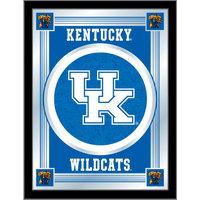 Holland Bar Stool MLogoUKY-UK 17 inch x 22 inch University of Kentucky Decorative Logo Mirror