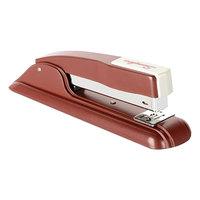Swingline 89542 Legacy #27 Retro 20 Sheet Red Full Strip Stapler