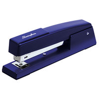 Swingline 74724 747 Classic 20 Sheet Royal Blue Full Strip Stapler
