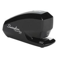 Swingline 42140 Speed Pro 25 Sheet Black Full Strip Electric Stapler