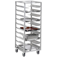Channel AUR-13 Adjustable Aluminum Mobile Universal Rack - 13 Pan
