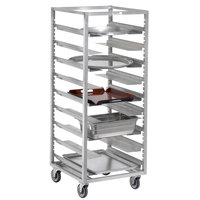 Channel AUR-12 Adjustable Aluminum Mobile Universal Rack - 12 Pan