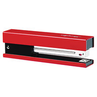 Swingline 87831 Fashion 20 Sheet Red Full Strip Stapler