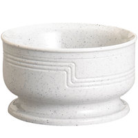 Cambro MDSB9480 Shoreline 9 oz. Speckled Gray Large Bowl - 12/Pack