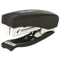 Swingline 9901 20 Sheet Black Half Strip Soft Grip Hand Stapler