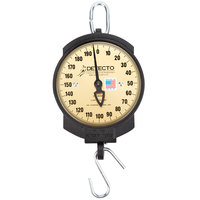 Cardinal Detecto 11S200H 200 lb. Heavy Duty Aluminum Hanging Dial Scale