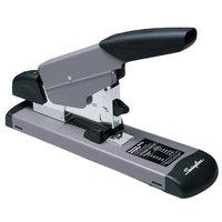 Swingline 39005 160 Sheet Black / Gray Heavy-Duty Stapler