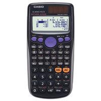 Casio FX300ESPLUS 10-Digit Solar / Battery Powered All-Purpose Scientific Calculator with Natural Textbook Display