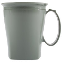 Cambro MDSHM8447 Harbor Collection Meadow 8 oz. Insulated Plastic Mug   - 12/Pack