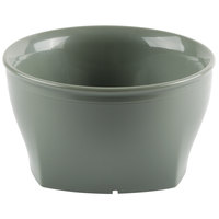 Cambro MDSHB9447 Harbor Collection Meadow 9 oz. Insulated Plastic Bowl - 12/Pack