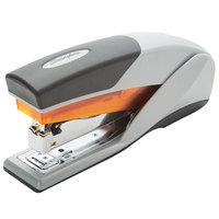 Swingline 66402 Optima 25 Sheet Gray / Orange Full Strip Reduced Effort Stapler