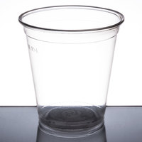 Fabri-Kal NC7 Nexclear 7 oz. Clear Customizable Plastic Cup - 1000/Case