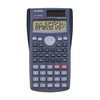 Casio FX300MS 10-Digit LCD Solar / Battery Powered All-Purpose Scientific Calculator