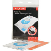 Swingline GBC 3747324 EZUse 11 1/2 inch x 9 inch Letter Thermal Laminating Pouch - 10/Pack