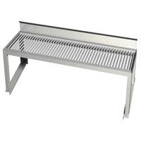 MagiKitch'n 9805-1180400-C 72 inch Back Overhead Shelf