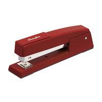 Swingline 74718 747 Classic 20 Sheet Lipstick Red Full Strip Stapler