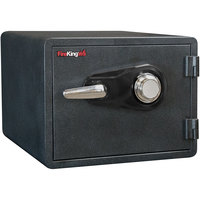 FireKing KY0913-1GRCL Graphite 1 Hour Business Class Fire and Water Safe with Combination Lock - 0.85 Cu. Ft.