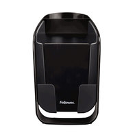 Fellowes 9473201 I-Spire 3 7/8 inch x 5 3/8 inch x 5 1/2 inch Black Pencil and Phone Station