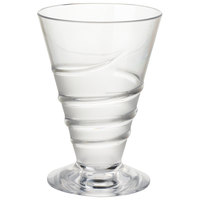 GET ICM-28-CL Cheers 14 oz. Clear SAN Plastic Beverage Glass   - 24/Case