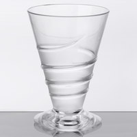GET ICM-28-CL Cheers 14 oz. SAN Plastic Cocktail Glass - 24/Case