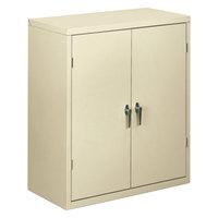 HON SC1842L Brigade 36 inch x 18 1/4 inch x 41 3/4 inch Putty Storage Cabinet