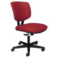 HON 5701GA42T Volt Crimson Red Task Chair with Casters