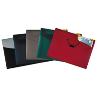 Mead 35914 Letter Size 6-Pocket Expanding File - Assorted Color