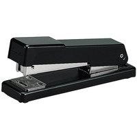 Swingline 78911 20 Sheet Black Half Strip Compact Desk Stapler