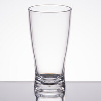 GET P-05-CL 5 oz. Clear SAN Plastic Mini Pilsner / Shooter Glass - 24/Case