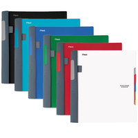 Five Star 06326 Advance Wirebound Assorted Color 11 inch x 8 1/2 inch College Ruled 5 Subject Notebook - 200 Sheets