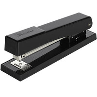 Swingline 40501 20 Sheet Black Light-Duty Full Strip Desktop Stapler