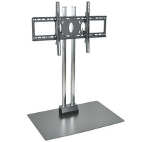 Luxor WPSMS44CH Stationary Flat Panel TV Stand for 37 inch to 60 inch Screens