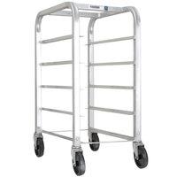 Channel AXD517P3 Bottom Load Heavy-Duty Aluminum Platter Rack - 5 Shelf