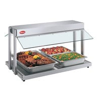 Hatco GRBW-30 30 inch Glo-Ray Buffet Warmer with Thermostatic Controls - 120V, 1230W