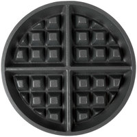 Nemco 77003 Removable 7 inch Silverstone Grid with Grid Post for 7020 Series Waffle Makers - 2/Set