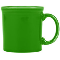 Homer Laughlin 570324 Fiesta Shamrock 12 oz. Java Mug - 12/Case