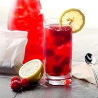 Bigelow 1 oz. Red Raspberry Herbal Iced Tea Bags - 40/Case