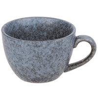 10 Strawberry Street BISEKI-9C Biseki 7 oz. Blue Stoneware Cup - 72/Case