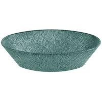 HS Inc. HS1011L 10 inch x 6 inch x 2 1/2 inch Jalapeno Polyethylene Large Oval Basket - 24/Case